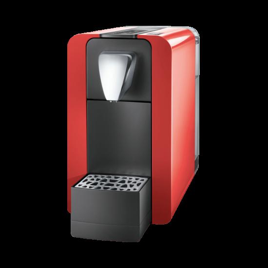 Cremesso Compact One II. kávégép, piros