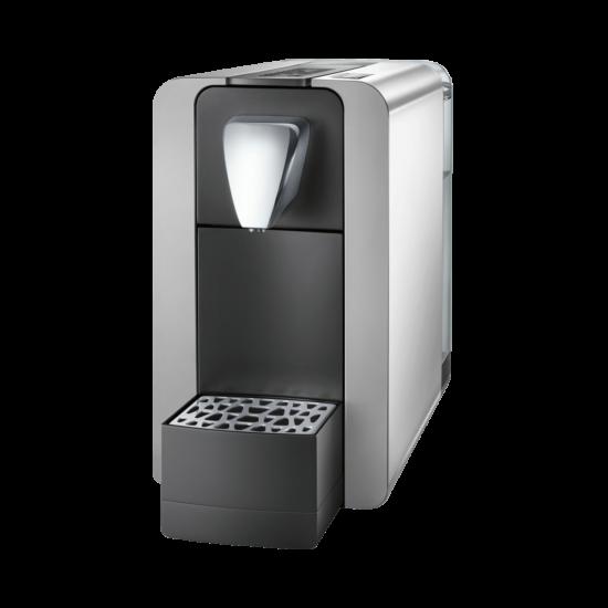 Cremesso Compact One II. kávégép, ezüst
