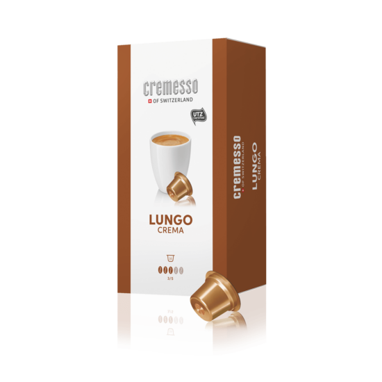 Cremesso Lungo Caramello kávékapszula