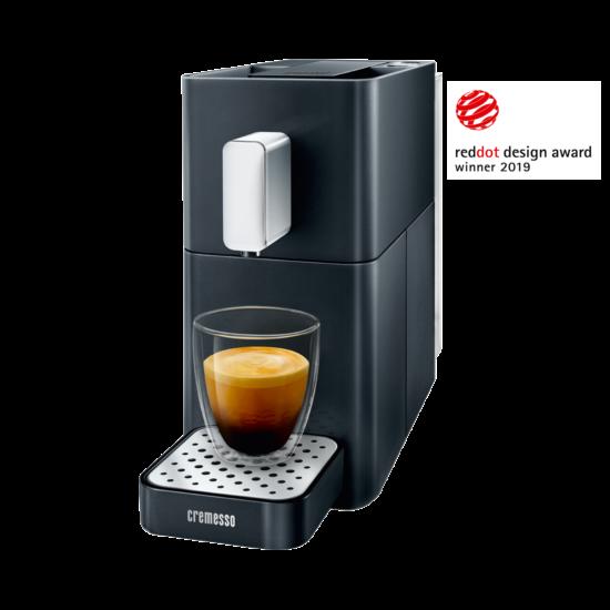 Cremesso Easy fekete kapszulás kávéfőzőgép