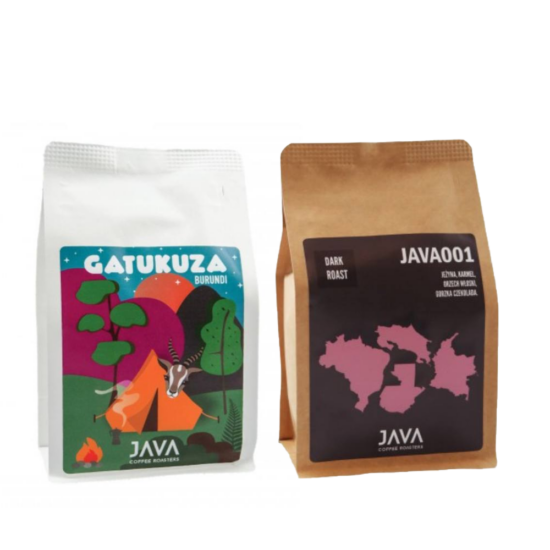 Java Espresso kávécsomag I.