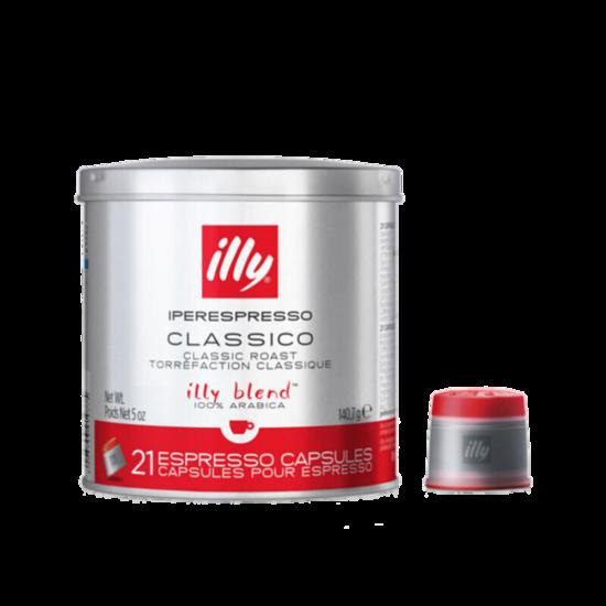 Illy IPER espresso kávékapszula, 21 adag