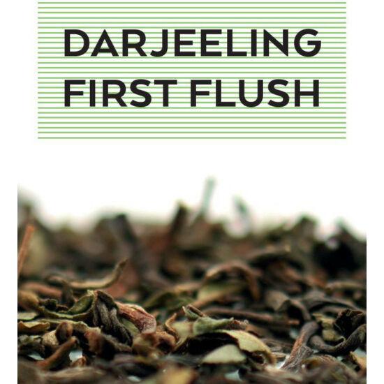 Johan & Nyström Darjeeling First Flush, fekete tea