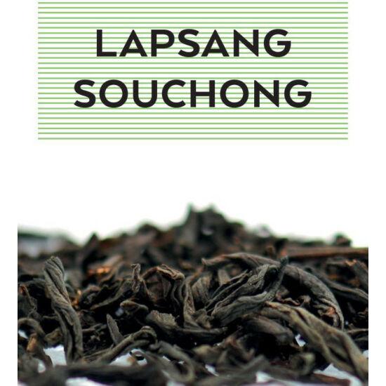 Johan & Nyström Lapsang Souchong, fekete tea
