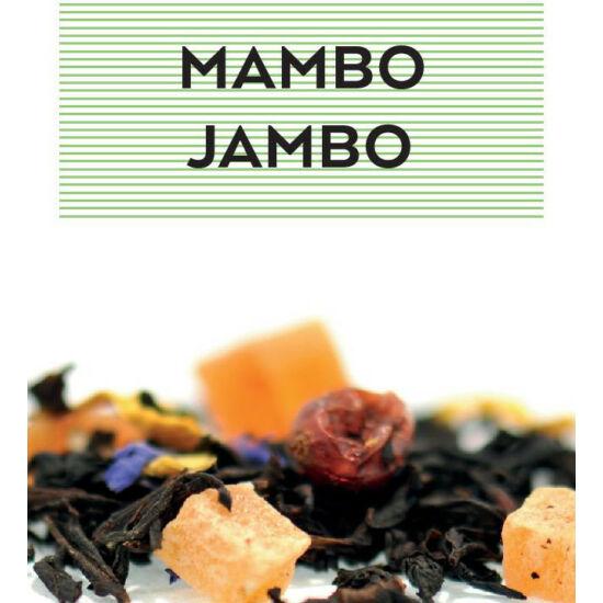 johan & nyström Mambo Jambo, fekete tea