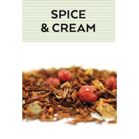 johan & nyström Spice&Cream,Rooibos tea