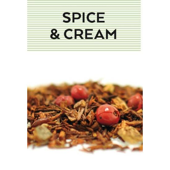 Johan & Nyström Spice&Cream,Rooibos tea