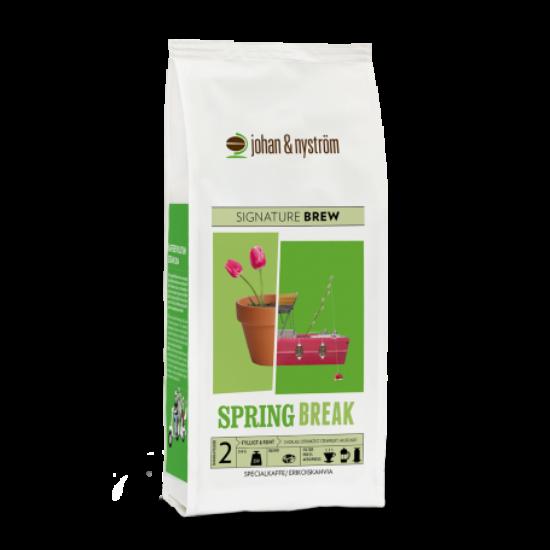 johan & nyström Spring Break szemes kávé 500g