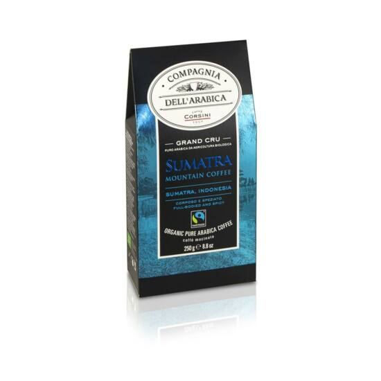 Compagnia Dell' Arabica Grand Cru Sumatra Gayo Mountain, 10 db