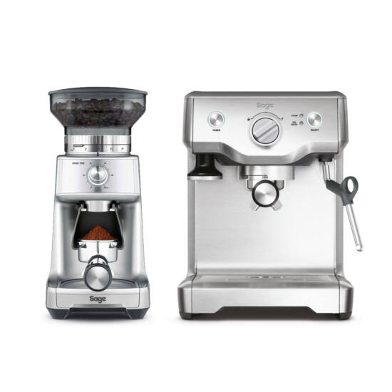 Sage Kávéfőző + Örlő csomagajánlat I.