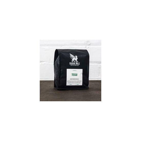 Square Mile Tegu Kenya szemes kávé 350g