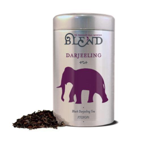 Blend Darjeeling FTGFOP  100gr szálas tea TIN