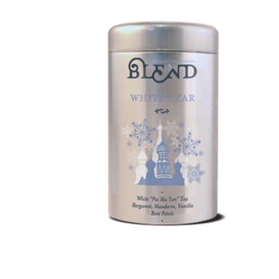 Blend White Czar 50gr szálas tea TIN