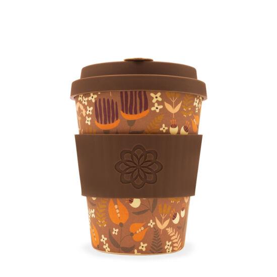 Ecoffee Cup hordozható kávéspohár - Tiny Garden Darwin - 340ml