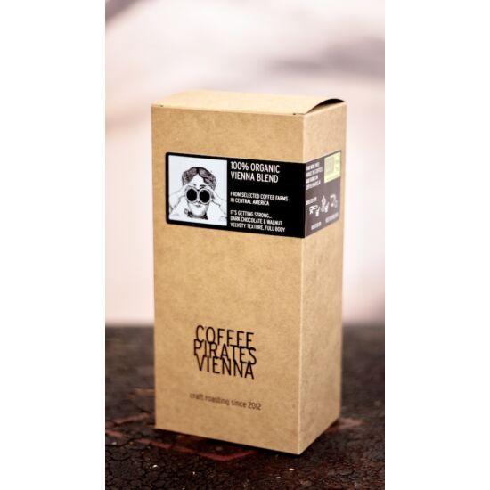 Coffeepirates Vienna Blend 100% Organic 250g