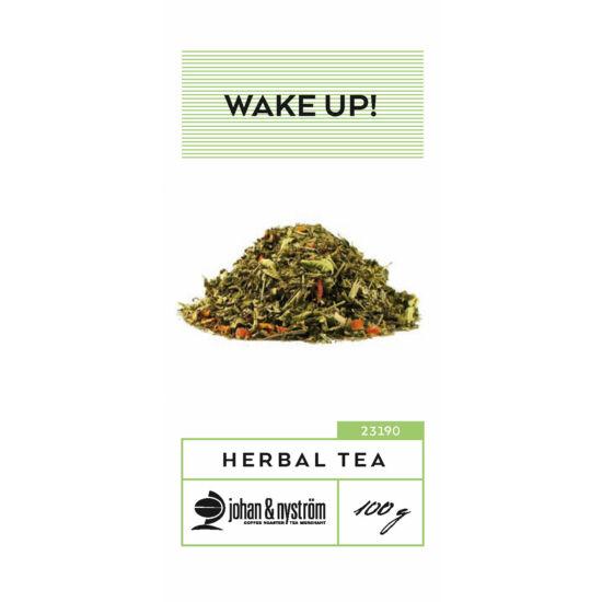 johan & nyström Wake Up gyümölcs tea