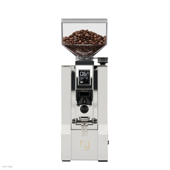 Eureka Mignon XL Kávéőrlő - Fehér