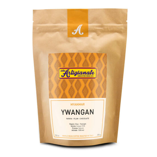 Ditta Artiginale Ywangan Myanmar szemes kávé 250g